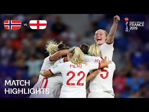 Gonanissima Norway V England Fifa Women S World Cup France 2019 World Cup Fifa England Ladies Football