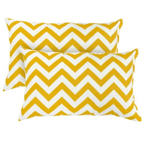Greendale Home Fashions Rectangle Indoor Outdoor Accent Pillows