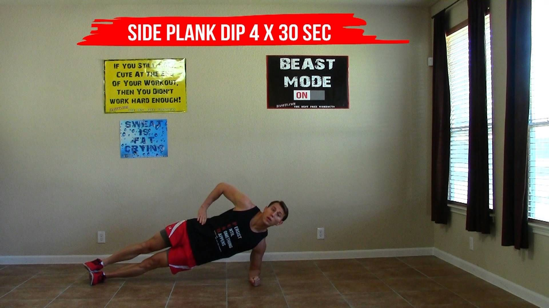 Exercises to Get Rid of Your Love Handles  HASfit Lose Love