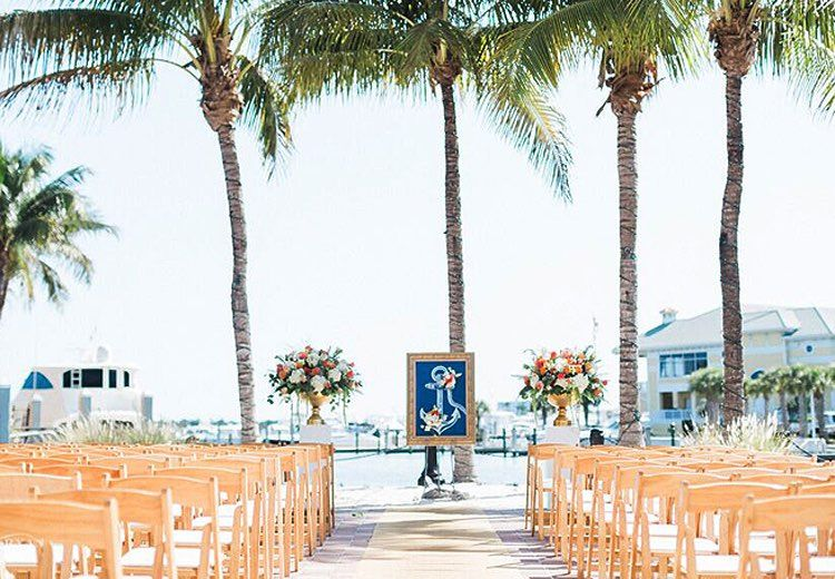 Naples Florida Weddings Celebrations Naples Bay Resort