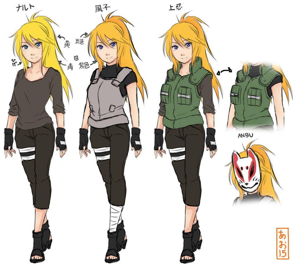 Billedresultat for naruto female | Anime | Pinterest ...
