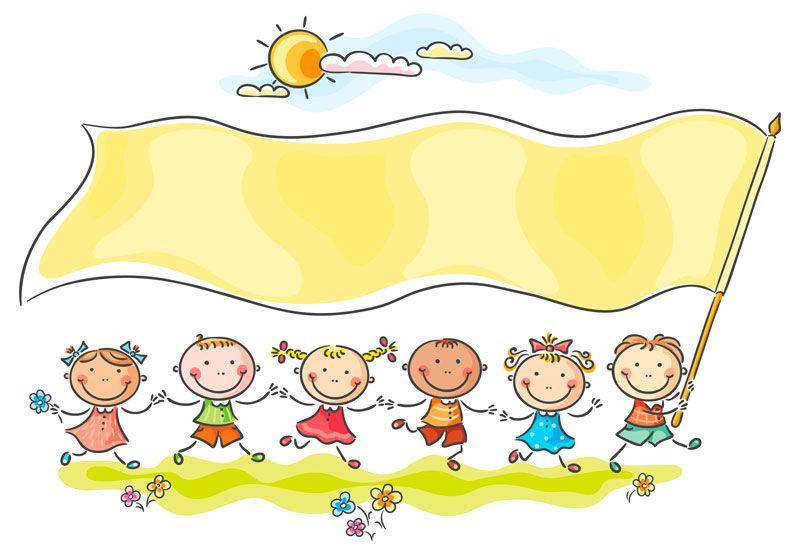 Resultado De Imagen Para عبارات استقبال العام الدراسي الجديد Happy Cartoon Kids Clipart Kids Doodles