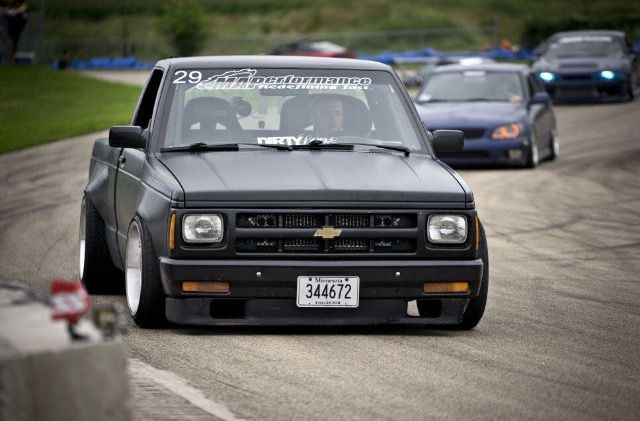 Pin By Robert L On Auto Chevy S10 S10 Truck Drift Truck