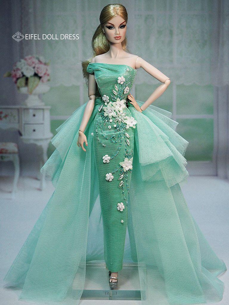 New Dress for sell EFDD | Barbie Prom Dress | Pinterest