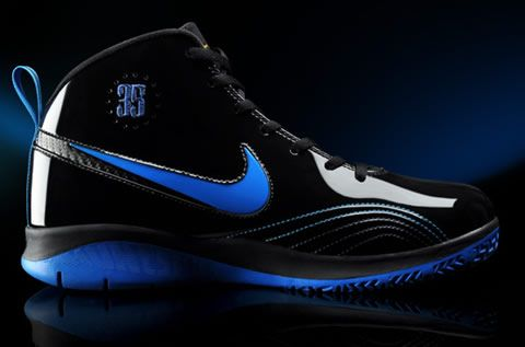 KD shoes for basketballing
