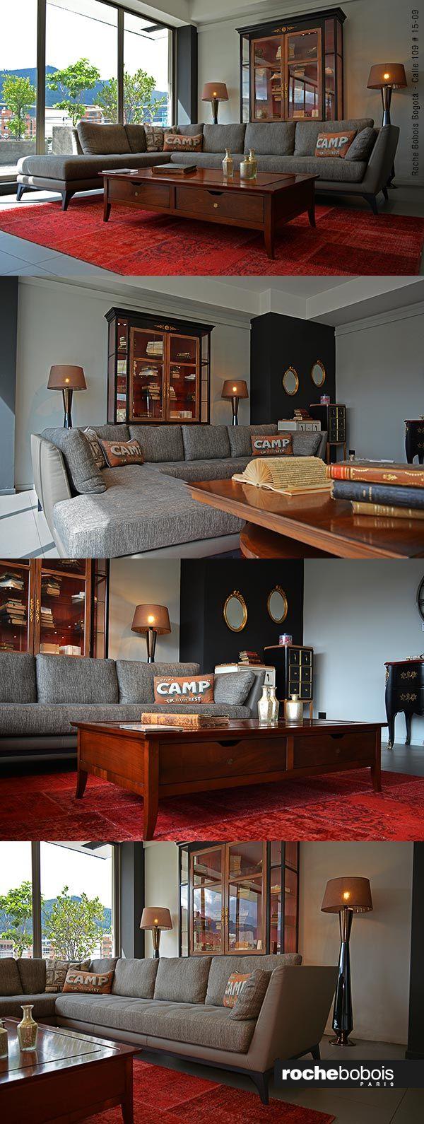 Sala Salasgrandes Salaselegantes Salasgrises Sofa Sofaenl  # Muebles Moon Bogota