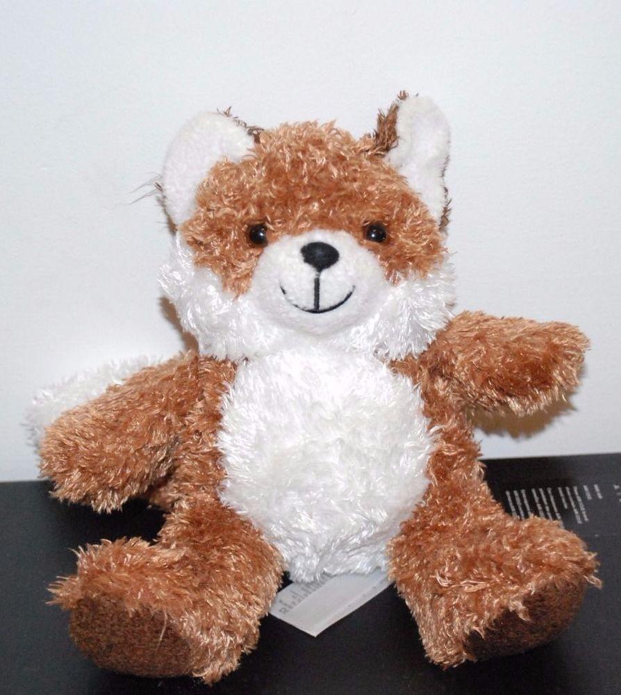 Melissa & Doug Soft Frisky Fox Stuffed Plush Animal Toy 7
