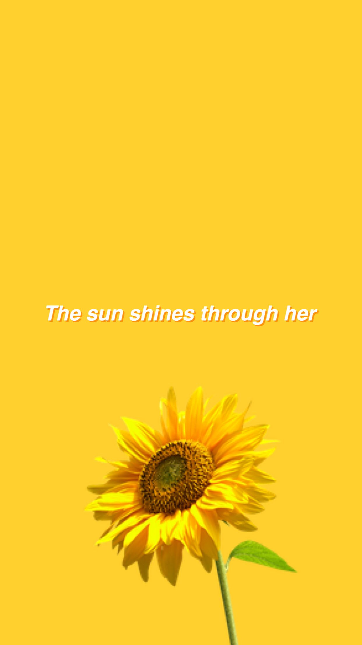 Pin By Chelsea Mcintyre On A R T S Y Yellow Wallpaper Yellow Aesthetic Nature Photography Quotes