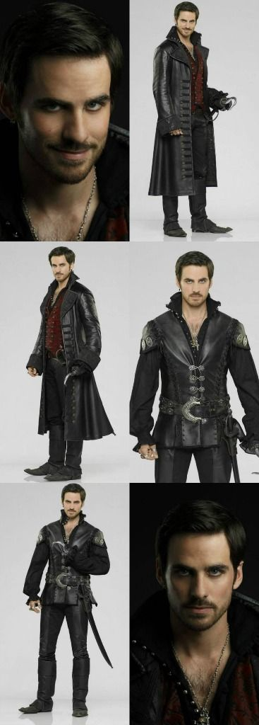 """ABC's """"Once Upon a Time"""" stars Colin O'Donoghue as Hook"""