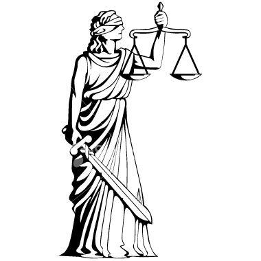 Image result for blind justice