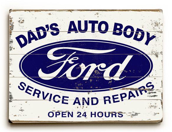 Vintage Ford Graphics Avec Images Panneaux Vintage Voiture Citroen Decoration Usa
