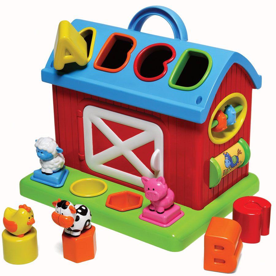 Jumbo Shape Sorter Toddler Toys Baby Toddler Toys Toy Store