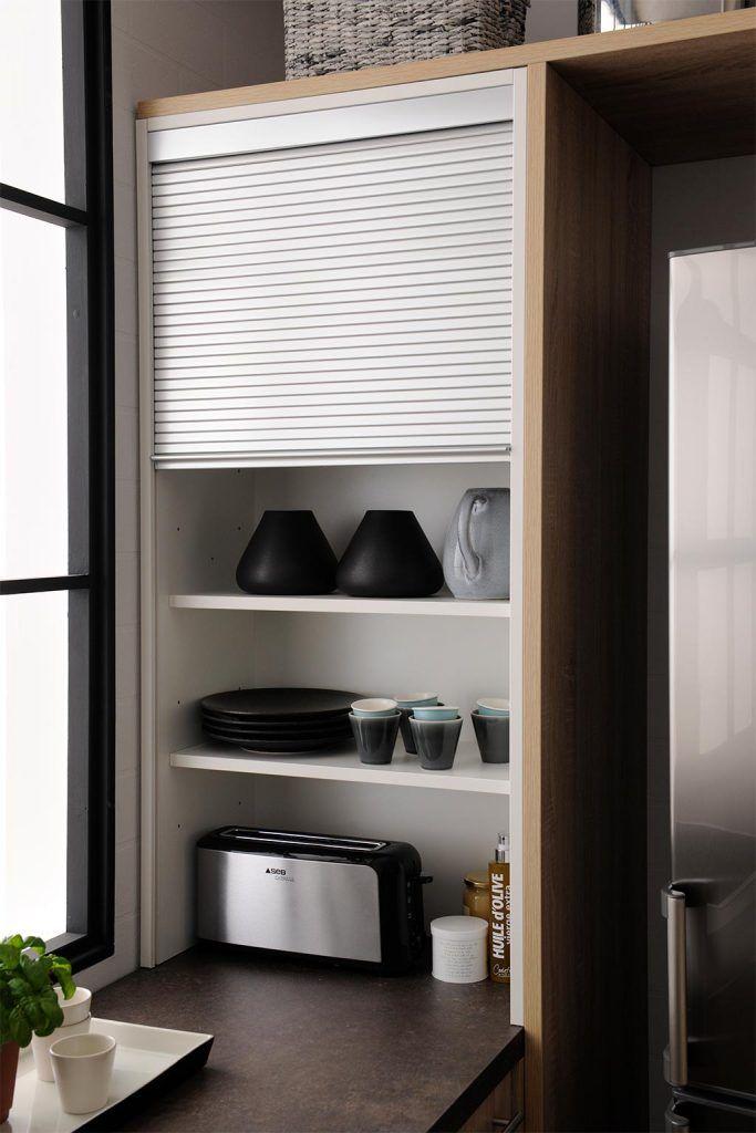 Rangement cuisine organisation : appareils ménagers - Blog Schmidt | Rangement cuisine, Petit ...