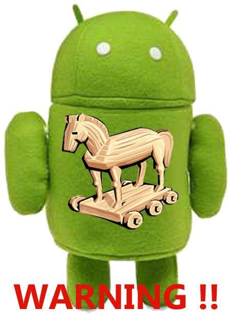 FBI Commemoration, Android Many Virus