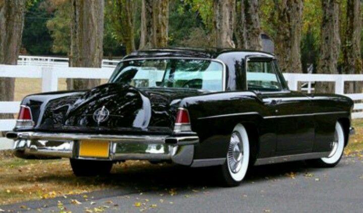 56 Lincoln Continental Mark II | Wheels, Wings & Waves | Pinterest