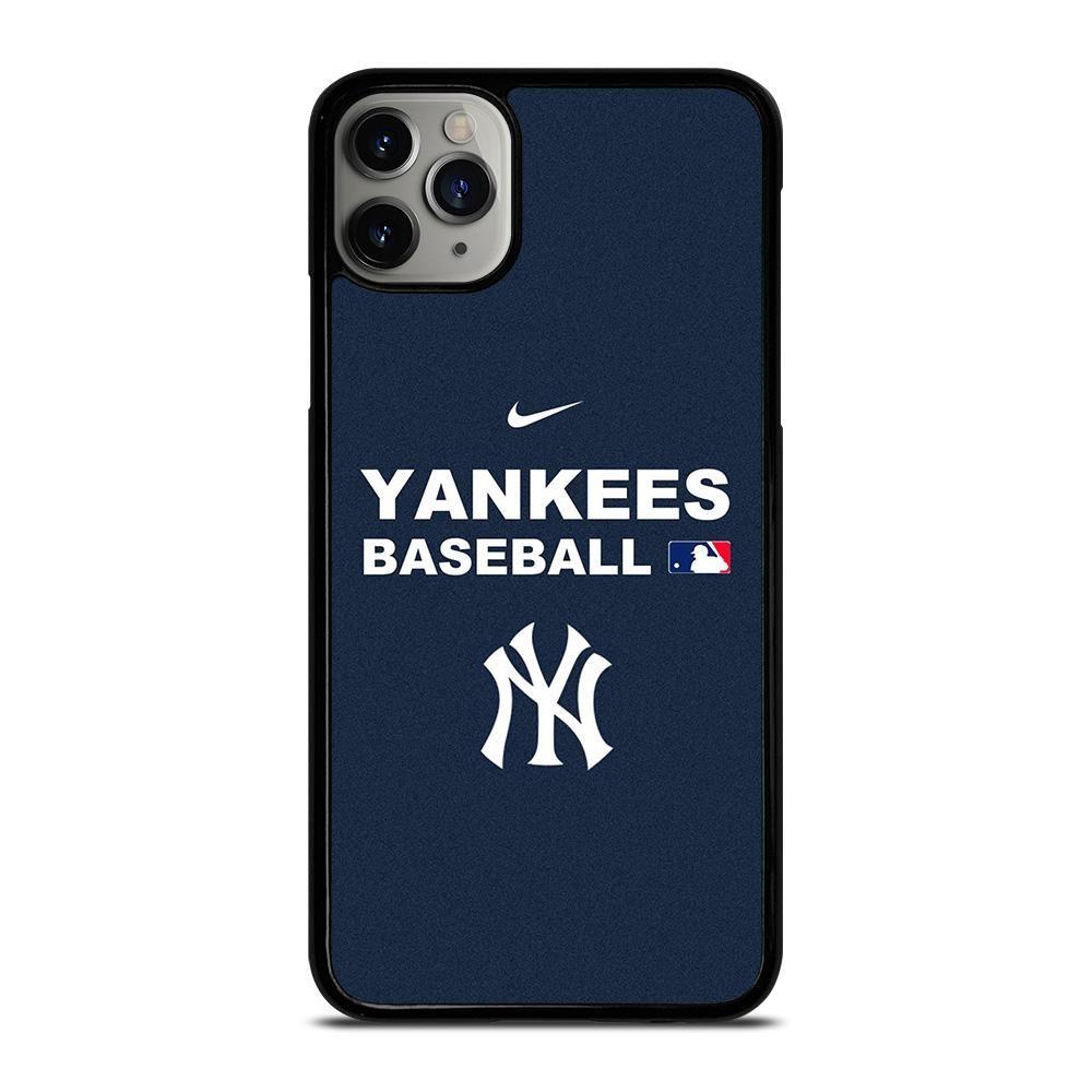New York Yankees Mlb Icon Iphone 11 Pro Max Case Cover Casesummer In 2020 Iphone 11 Iphone Case Cover