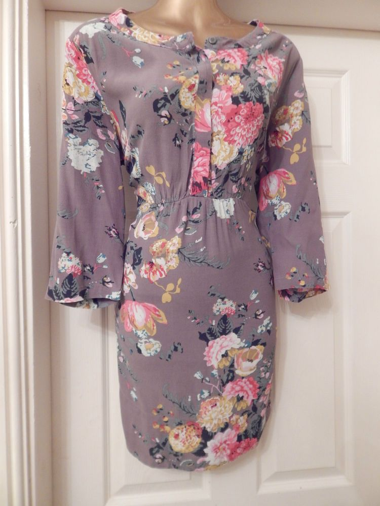 JOULES TUNIC STYLE DRESS SIZE 14 GORGEOUS