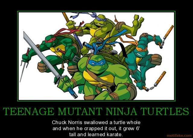 teenage mutant ninja turtles quotes Re Toughguy actor