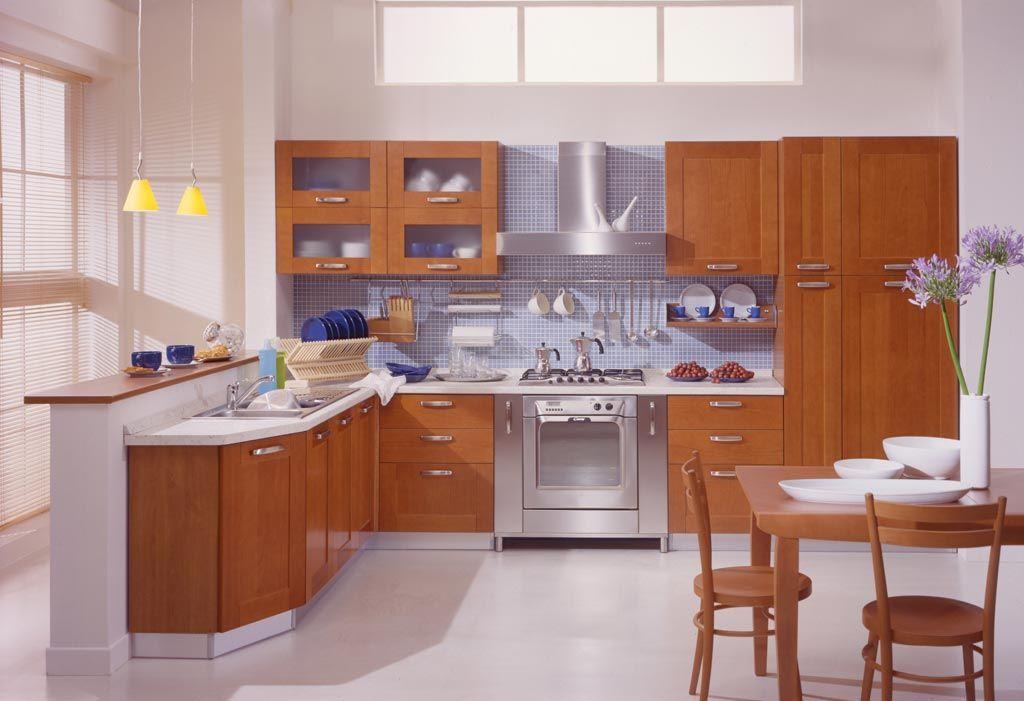 Arredamento ciliegio ~ Beautiful cucina color ciliegio ideas ideas design