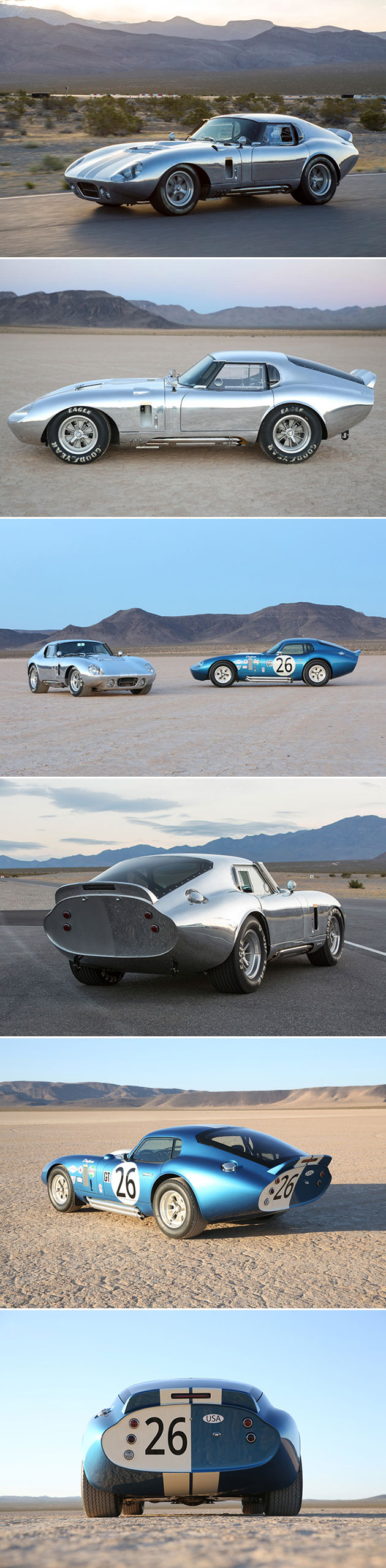 Shelby 50th Cobra Daytona Coupe