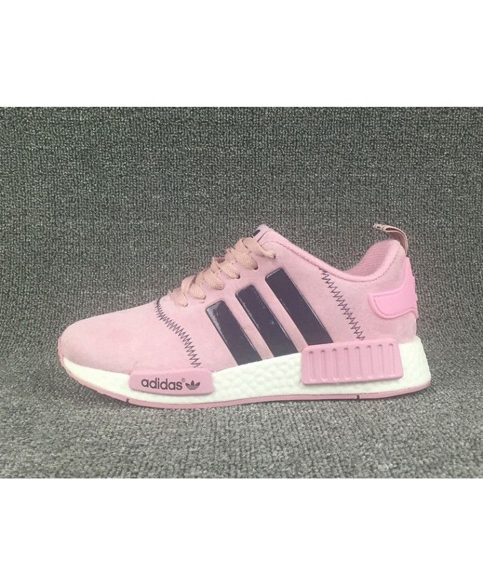 a6efd547ea2 Adidas NMD Women Imitation Fur Light Pink Womens Cheap Sale