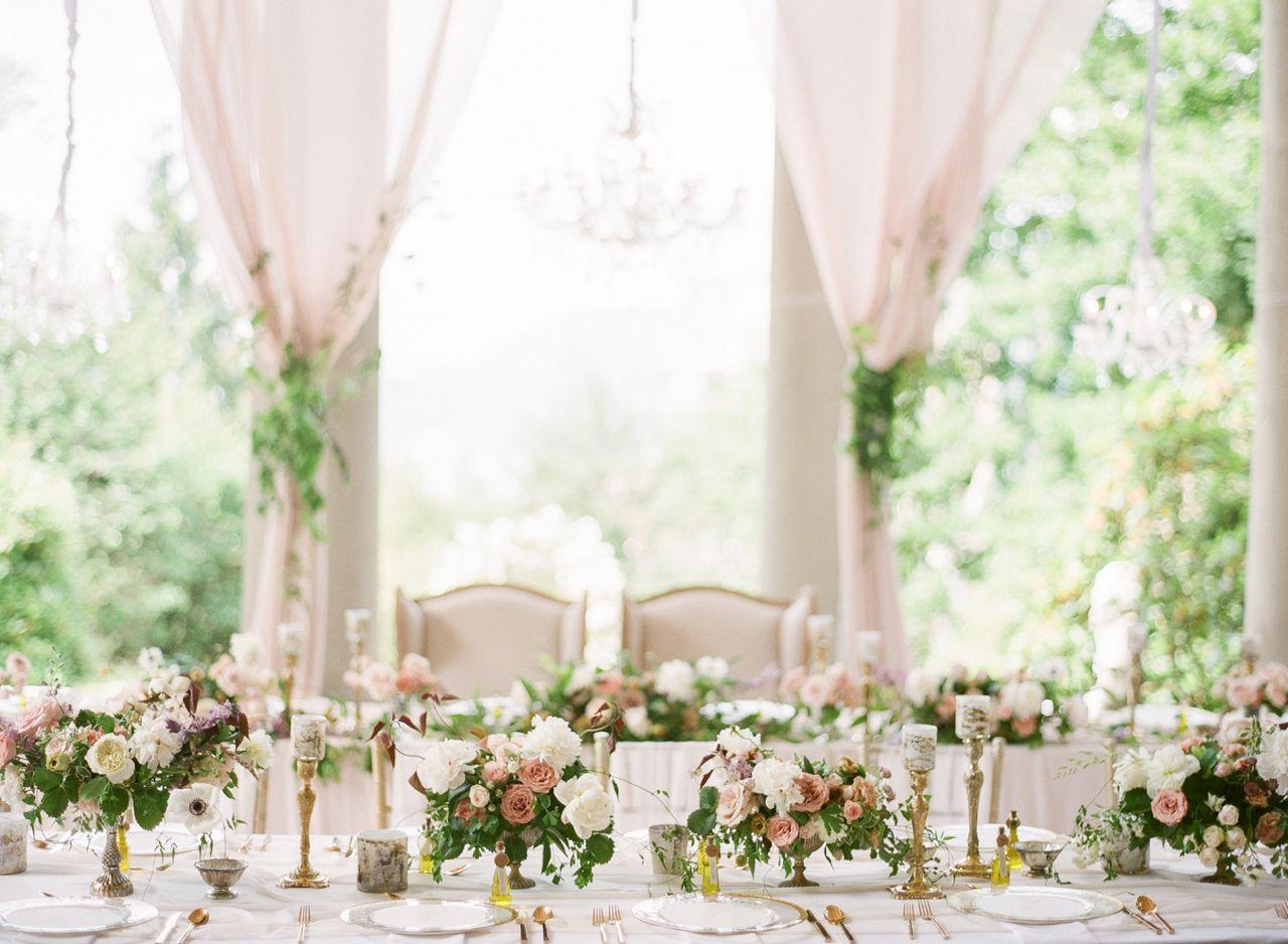 White wedding decor ideas  Hycroft Manor Wedding Myrtle et Olive Hycroft Manor Wedding Hycroft
