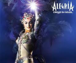 See Alegria live