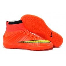 Nike Mercurial Superfy Iv Ic Rot Gelb Schwarz Gunstige