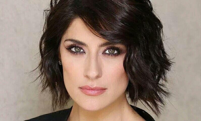 Elisa isoardi taglio capelli