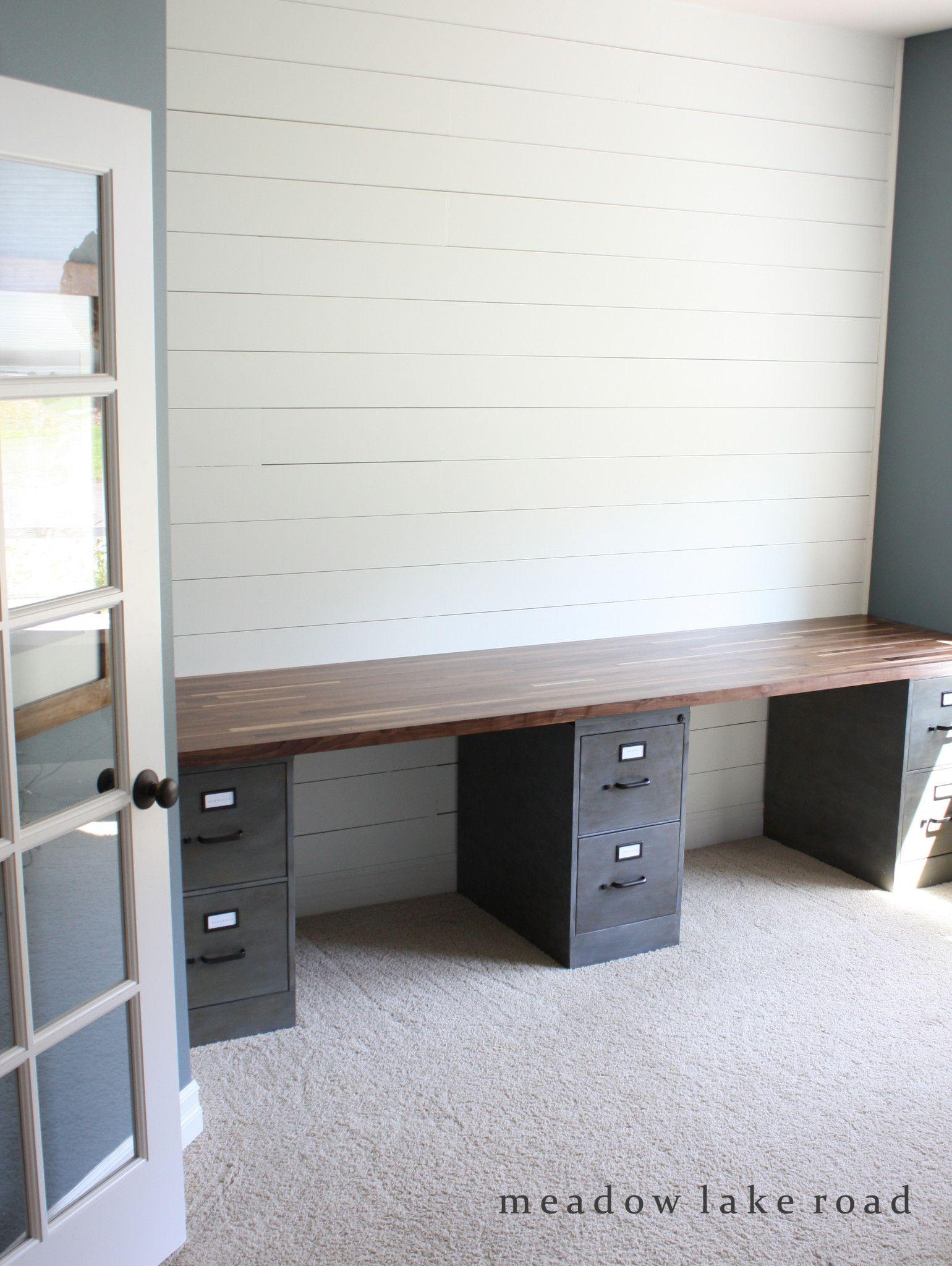 office progress with desk
