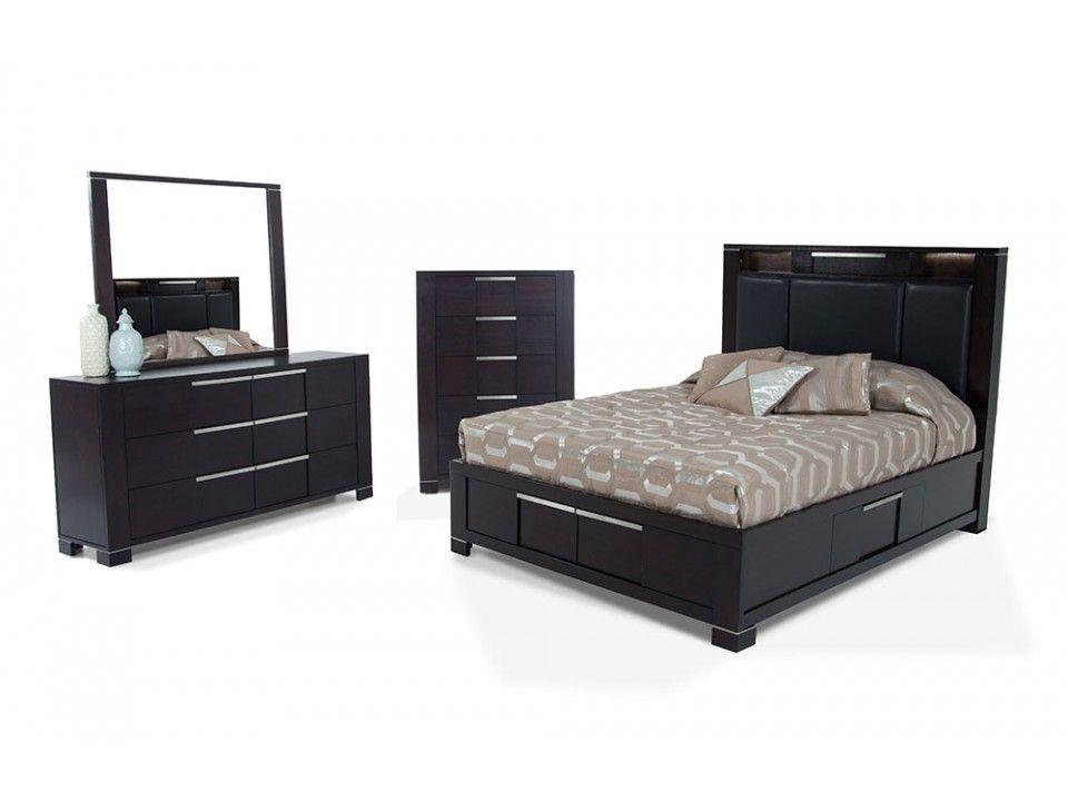 Studio 7 Piece Queen Bedroom Set With Chest | Bobu0027s Discount Furniture