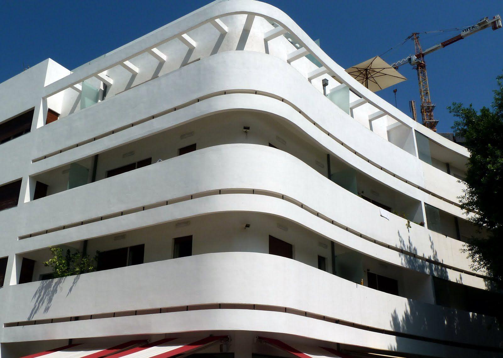 Tel Aviv Bauhaus | Tel Aviv | Bauhaus Architecture ...
