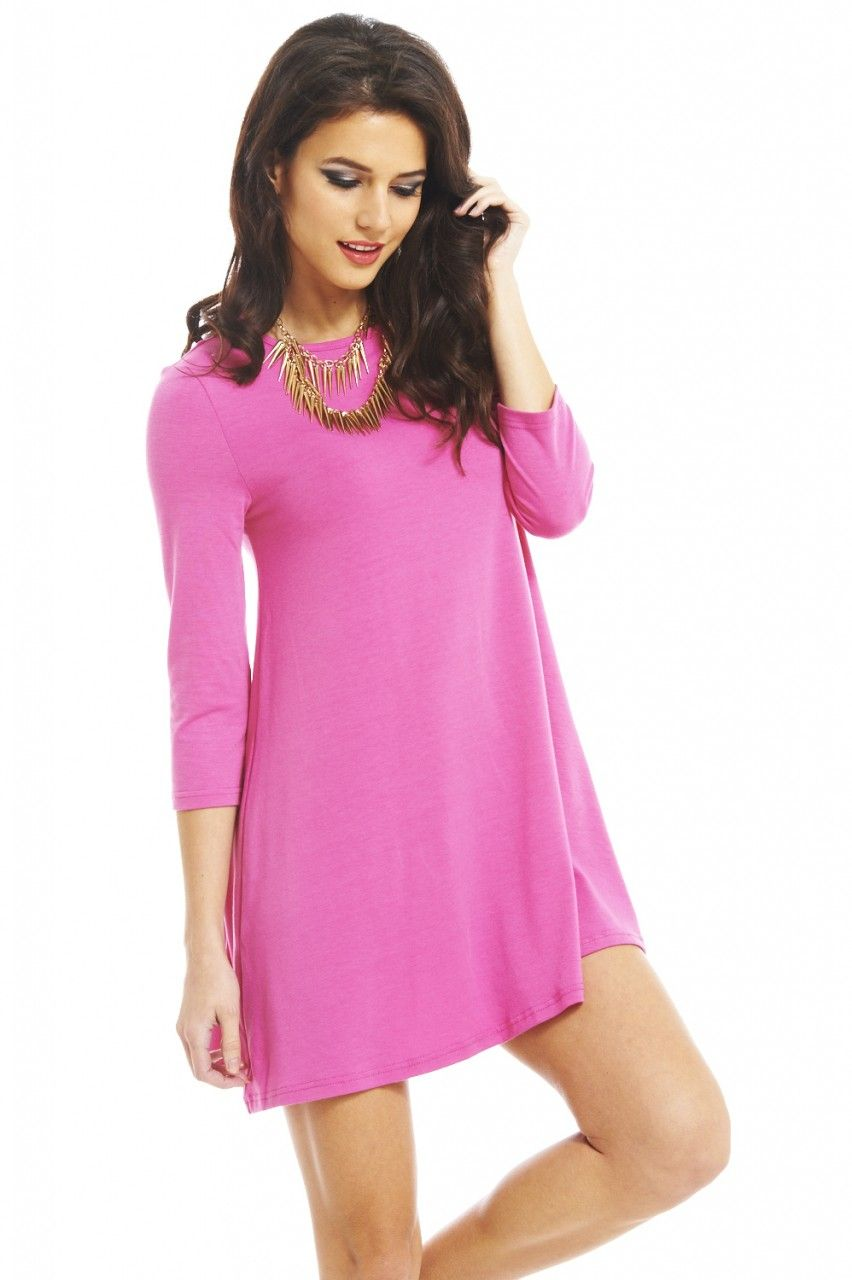 Pink swing dress monaus style pinterest swings clothes and