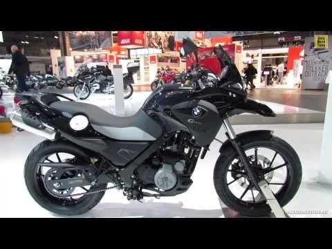 2014 Bmw G650gs Walkaround 2013 Eicma Milano Motorcycle Exhibition