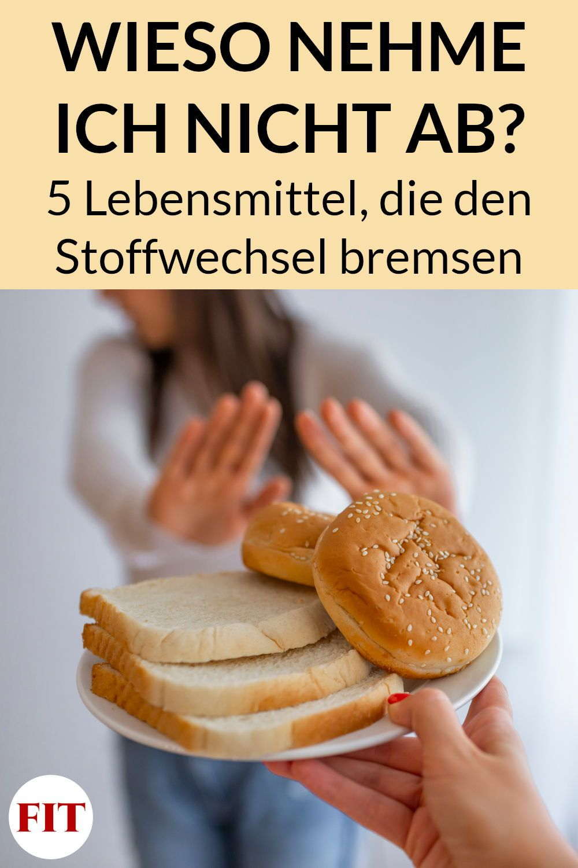 5 schlechte Lebensmittel zum Abnehmen, die den..