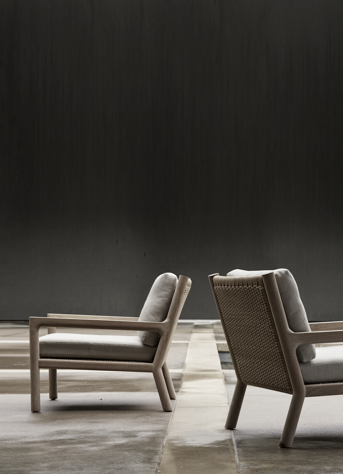 Franck Outdoor Furniture Collection, Vincent Van Duysen For Sutherland