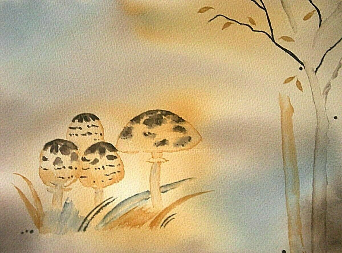 Mon Ebay En Cours Aquarelle Dessin Aquarelle Et Tableau Peinture