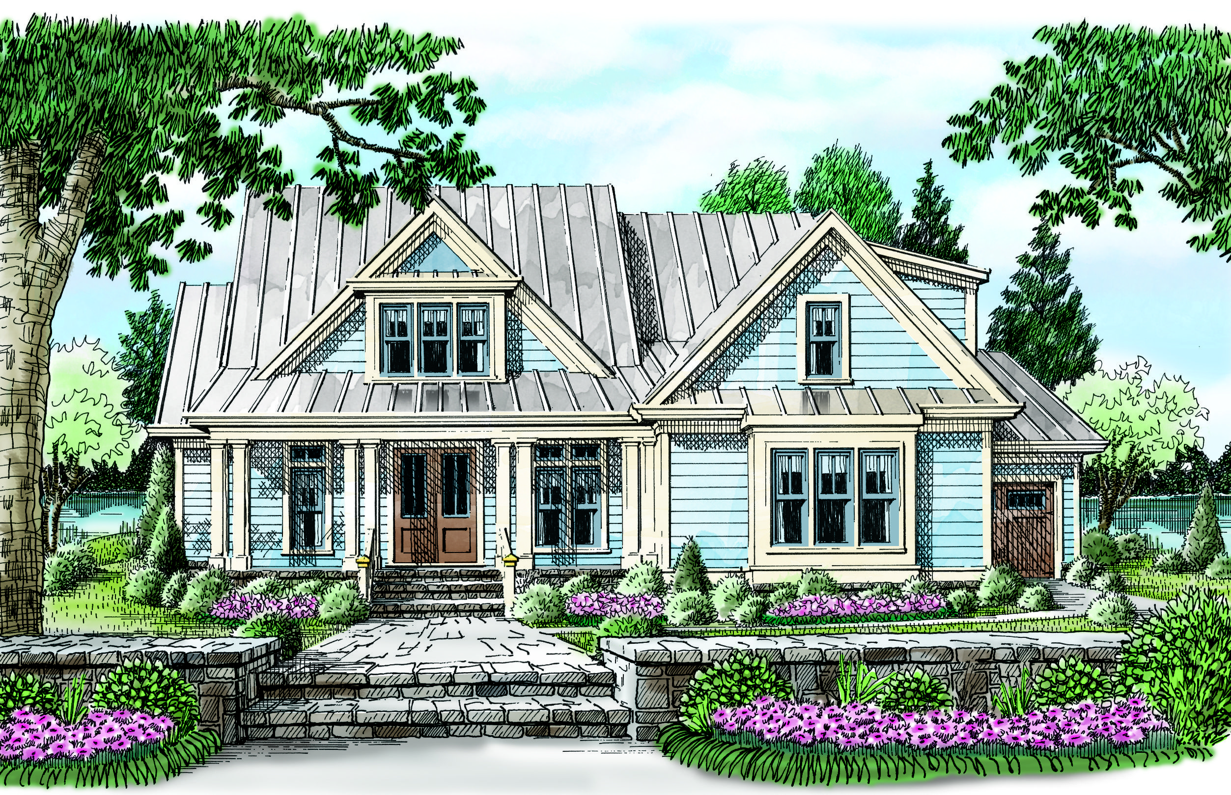 Ansonborough A Frank Betz Plan This Is One Of Our Southern Living Plans In The Works Conta Southern House Plans Craftsman House Plans House Plans Farmhouse