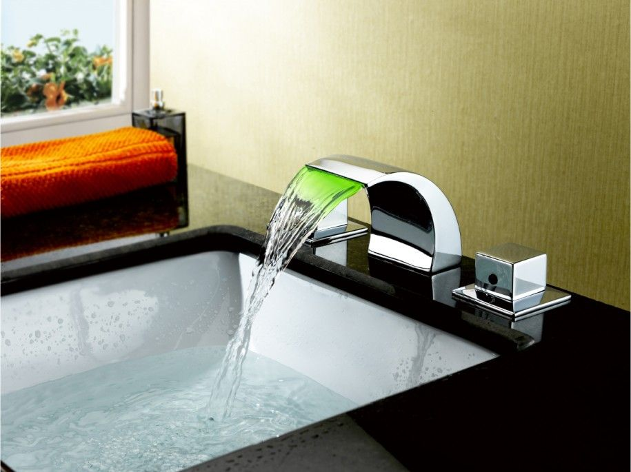 Cool Bathroom Sink Faucet Decoration Ideas