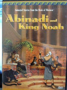 Amazon Abinadi And King Noah Animated Stories From The Book Of Mormon DVD