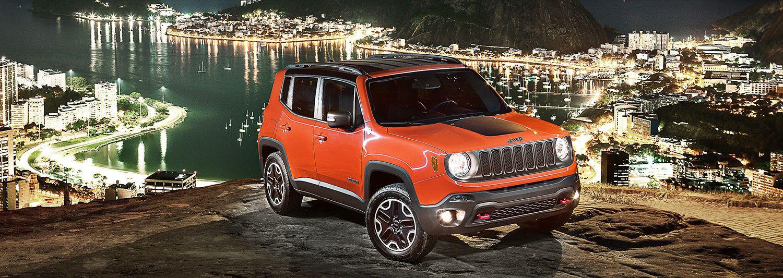 Lanzamiento Jeep Renegade Trailhawk En Argentina Jeep Renegade