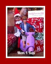 Elf On The Shelf ... Fun Ideas For Yours! - Mom 4 Real