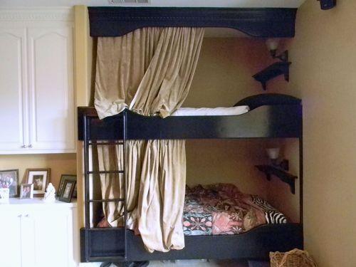 Grown up bunk beds