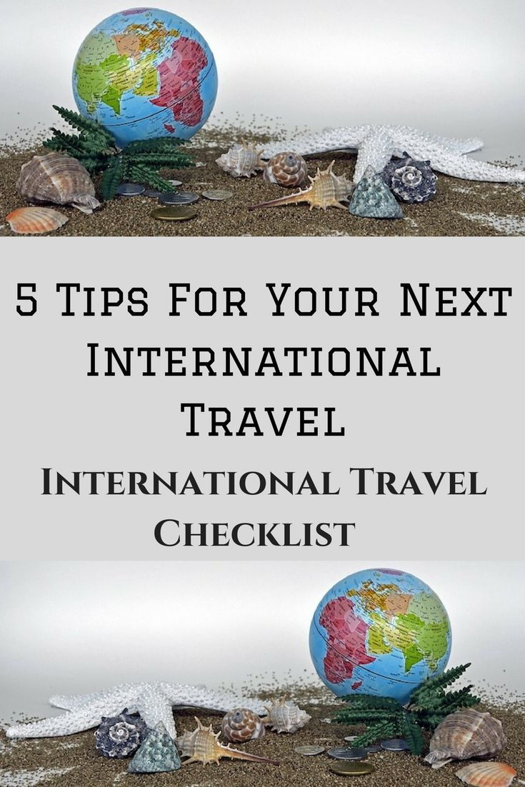 5 Things To Do Before Your Next International Travel | International Travel Checklist | Things to do before you travel | Tips before travelling Internationally | Pre-Travel Checklist | things to prepare before travelling | travel planning checklist | travel preparation checklist | Travel preparation | how to prepare for travel abroad | things you need to do before any International trip | Things to do before Overseas Travel | #travel #traveltips #Internationaltravel #TravelChecklist