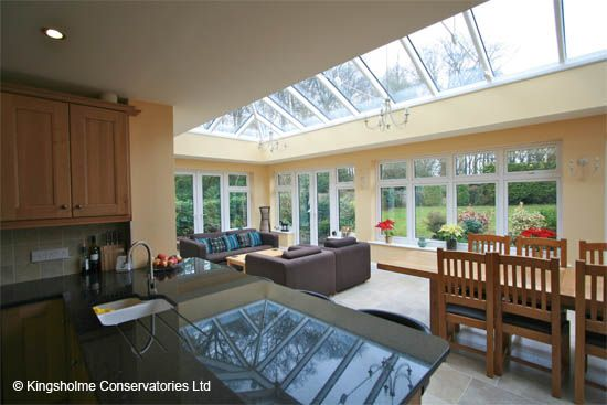 Image Result For Conservatory Kitchen Extension Home