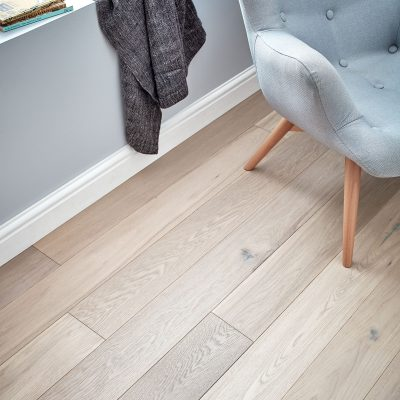 Harlech White Oak Engineered Wood Flooring Features A Stylish Blanched Effect That Inspires A Fresh An In 2020 Wood Floors Wide Plank Grey Wood Floors White Oak Floors