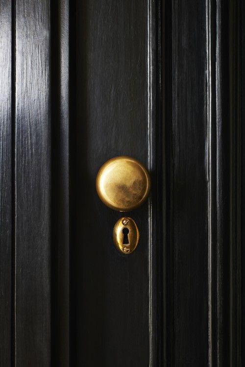 Black Front Door Knobs design*sponge hardware - door knobs, cabinet pulls, door handles