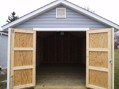 Shed Doors 12 Shed Doors Building A Shed Wooden Garage Doors