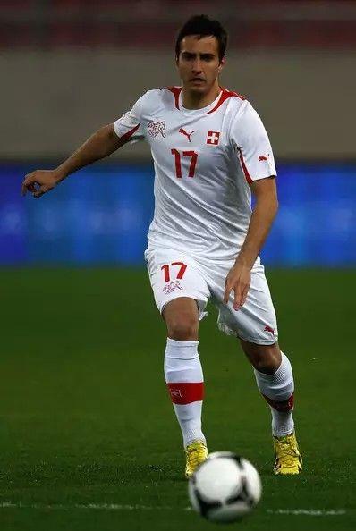 Mario Gavranovic Zurigo Svizzera Futbolero Estampado