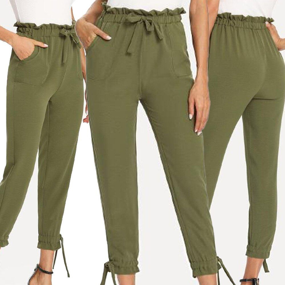 women's casual loose fit pants